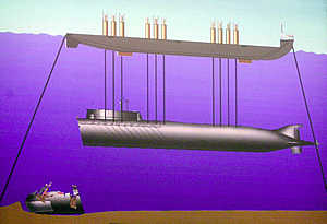Sukellusvene Kursk